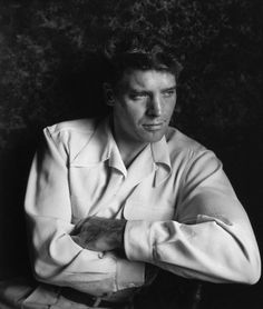 Burt Lancaster (1913 – 1994) | Starred in Elmer Gantry, From Here to Eternity, Birdman of Alcatraz, Atlantic City, & The Rainmaker and one of my all time favorites Separate Tables.