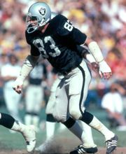Ted Hendricks-Baltimore Colts/Oakland Raiders...NFL Hall of Fame!