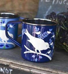 Enamel Mug - £7.95 - The Picnic Patch