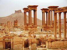 Archeologia, Siria
