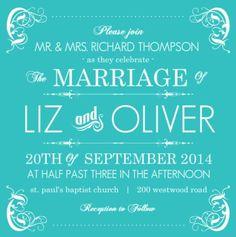 fun wedding invitation wording