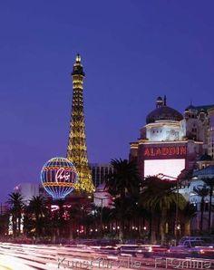 Las Vegas, Eiffelturm