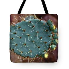 """Prickly Paw Tote Bag 18"""" x 18"""" by Rumyana Whitcher"""