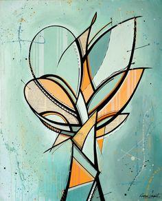 Canvas_RomainFroquet_Contrainte(s)_60x73cm