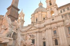 St.Agnes, Piazza Navona, Rome