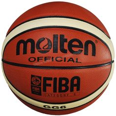 Molten BGG6 NO-6 Basketbol Topu - Fiba onaylı.  Kompozit PU deri.  12 panel dizayn.  Butil iç lastik. - Price : TL227.00. Buy now at http://www.teleplus.com.tr/index.php/molten-bgg6-no-6-basketbol-topu.html