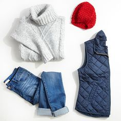 Check out our stylish tips for staying warm during the colder months. For more fashion tips, visit P&G everyday!