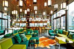 Séjourner dans des hôtels design lors de vos vacances