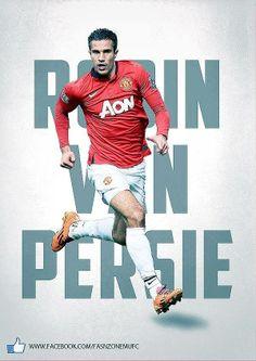 Robin van Persie  57 goals for manutd