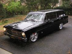 1966 Chevrolet Nova Wagon for sale
