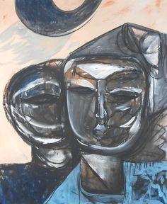 Catawiki online auction house: 3 x Roman Lasa - Place