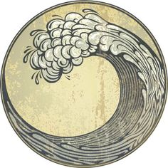 JAPANESE ART WAVE IN CIRCLE CREST Vinyl Decal Sticker Two in One Pack (12 Inches Wide) Divine Designs http://www.amazon.com/dp/B00HVMHW38/ref=cm_sw_r_pi_dp_uPK7vb0Z1Q9EQ