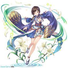 Anime Girl Crying, Anime Girl Cute, Beautiful Anime Girl, Anime Art Girl, Female Character Design, Character Art, Character Design References, Fantasy Characters, Anime Characters