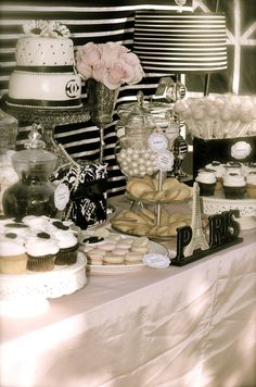 "Photo 3 of 13: Coco Chanel/Parisian / Birthday ""35th Birthday Celebration"" | Catch My Party"