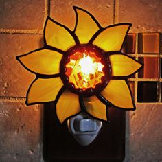 Shop Stained Glass Sun on Wanelo