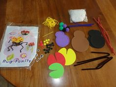 bug crafts, party crafts, bug theme, garden bugs
