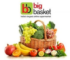 PayTm Big Basket Offers  Get Flat 10% Cashback on Grocery Shopping from PayTm wallet