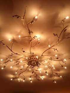 Italian wrought iron lamps - modern - ceiling lighting - los angeles - LogicSun