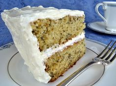 """Banana Cake with Buttercream Frosting Recipe #justapinch #recipe    """"This banana cake recipe came from my great grandmother and has been in the family for 100 years.""""    -Home Cook Sandy Jones"""