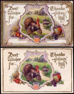 Happy Holidays: Happy (American) Thanksgiving!