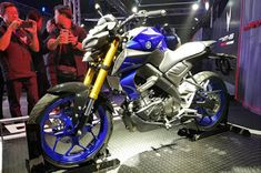 Watch out KTM Duke Yamaha launch on March Streetfighter sibling confirmed Street Bikes, Road Bikes, Ktm 125 Duke, Mt 15, Street Fighter Motorcycle, Next Year, Ns 200, Cycle Parts, Yamaha Mt
