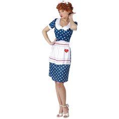 I Love Lucy Sassy Md/lg 10-14