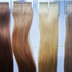 No Damage To Your Hair With All Natural Tape In Extensions Lasts 2 3 Months And Is Reusable Www Glamseamless