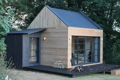 Quality Larch Cladding