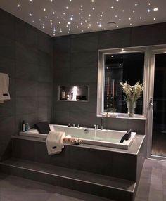 Dream House Interior, Luxury Homes Dream Houses, Dream Home Design, Interior Design Career, Modern Interior Design, Luxury Interior, Design Interiors, Bathroom Design Luxury, Dream Bathrooms