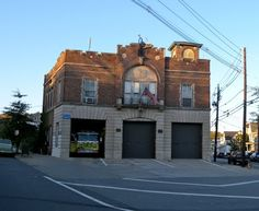 Vailsburg NJ | Panoramio - Photo of Firehouse.At the fork of Sandford and Palm Streets.  In the day the only time the fire trucks came out were to be washed.  Never a fire.