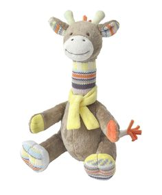 Dog Darcy Soft Toy - by Happy Horse – Bonjour Baby Baskets - Luxury Baby Gifts