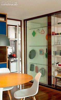 Muebles multifuncionales para apartamentos pequeños.