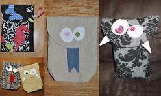 UnePune: Mønster: Enkel bleiepose Drink Sleeves, Sewing, Dressmaking, Couture, Stitching, Sew, Costura, Needlework
