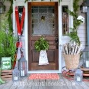 Christmas Front Porch {2014}