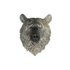 Near and Deer Bear Faux Taxidermy Wall Décor | AllModern