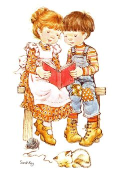 Daughter, Sue, was an early reader and avid book lover. During the summer, she would participate in the library reading program. She read stories to her little brother, Jayson.