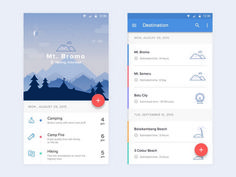 Messages   Beautiful List Ui For Mobile App (19)