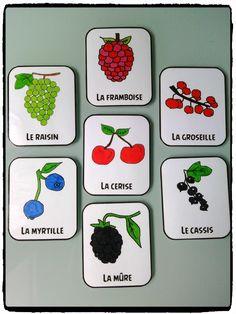 Cartes sur les fruits – Mes humeurs créatives by Flo