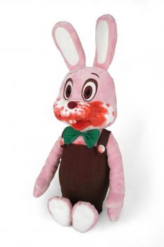 Silent Hill Robbie the Rabbit Plush