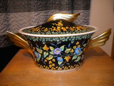 rosenthal versace gold ivy - Google Search