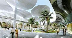 Masdar, la primera ciudad sostenible del mundo