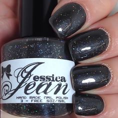 Polish by Jessica Jean Night Fever