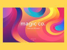 Проект: Electric Objects Автор: Rose Pilkington   Проект: Magic.co Автор: Ludmila Schevenko