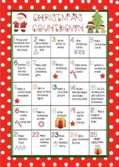 Countdown to Christmas - Great things to do this holiday season – Rainbow Magic Rainbow Magic, Santas Workshop, Christmas Countdown, Christmas Stockings, Things To Do, Seasons, Holiday, Needlepoint Christmas Stockings, Things To Make