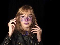 Maquiagem inspirada no sistema solar Sistema Solar, Carnival, Makeup, Face, Make Up, Solar System, Carnavals, The Face, Beauty Makeup