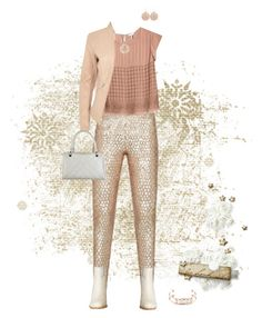 """""""Holiday Sparkle"""" by chileez ❤ liked on Polyvore"""