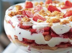 E-mail - Lia Robijn - Outlook - Recipes - Tapas, Baking Recipes, Dessert Recipes, Delicious Desserts, Yummy Food, Party Food And Drinks, Happy Foods, Coco, Sweet Recipes