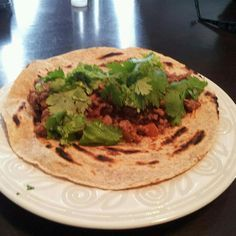 A Well Being:  hCG Taco - Phase 2 Friendly