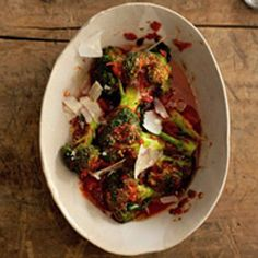 Healthy Recipe: Braised Broccoli - Dr. Weil's Daily Tip