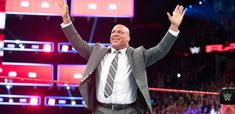 """WWE Hall of Famer Kurt Angle will continue to work as a producer for WWE, despite competing in his """"farewell match"""" at Wrestlemania. In an interview to Wrestling Inc last week, Angle talked about his future with the professional wrestling brand. Wrestlemania 35, Kurt Angle, Vince Mcmahon, Star Wars, Gallows, Wrestling News, Wwe News"""